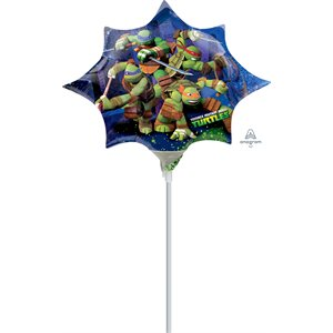 "14""M. TEENAGE MUTAN NINJA TURTLES"