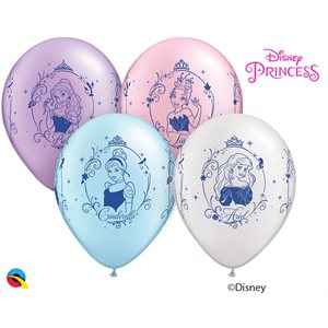 "11""B.DISNEY PRINCESS P / 25"